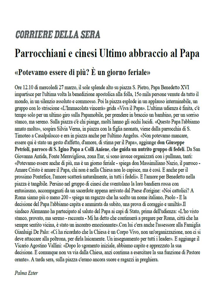 Ultimo abbraccio al Papa-1